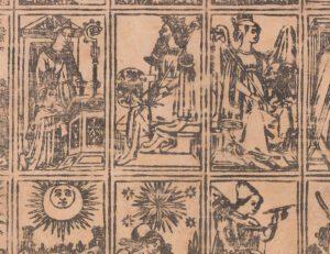 Tarocchi cinesi antichi