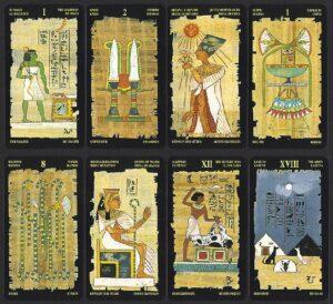 Antichi tarocchi egizi